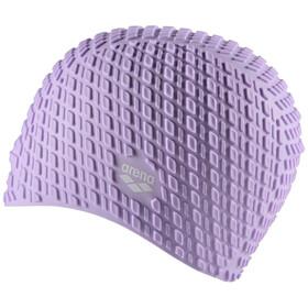 arena Bonnet Silicone Gorro de natación, light violet